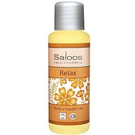 SALOOS Relax Organic Body and Massage Oil, 50ml - Body Oil