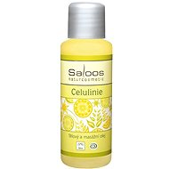SALOOS Organic Body & Massage Oil Celulinie 50ml