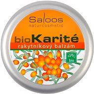 SALOOS Bio karité Rakytníkový balzám  50 ml - Tělový krém