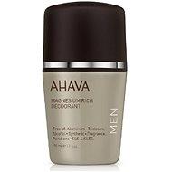 AHAVA Time to Energize Roll-on Mineral Deodorant 50 ml - Pánský deodorant