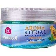 DERMACOL Aroma Ritual Papay & Mint Tropical Body Scrub 200 g  - Peeling