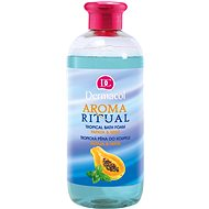 DERMACOL Aroma Ritual Papaya & Mint Tropical Bath Foam 500 ml - Pěna do koupele