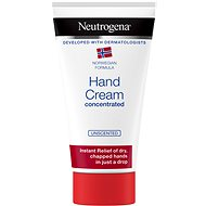 NEUTROGENA Concentrated Unscented Hand Cream 75 ml - Krém na ruce