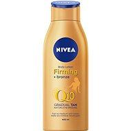 NIVEA Firming + Bronze Q10 Body Lotion 400 ml - Tělové mléko