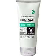 URTEKRAM BIO Cream Wash Energizing Green Matcha 180 ml - Sprchový krém