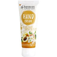 BENECOS Organic Hand & Nail Cream Melissa and Elder Blossom 75ml - Hand Cream