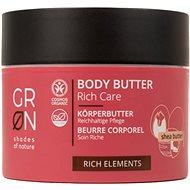 GRoN BIO Rich Elements Body Butter 200 ml - Tělové máslo