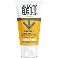 BELOW THE BELT Podpásový Gel Active 75 ml - Pánský deodorant
