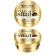 EVELINE COSMETICS Royal Snail Concentrated Face And Body Cream 200 ml - Tělový krém