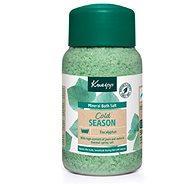 KNEIPP Sůl do koupele Nachlazení 500 g - Koupelová sůl