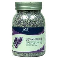 EZO Živá magnéziová sůl Levandule 650 g - Koupelová sůl