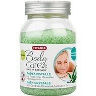 TITANIA Koupelová sůl Eukalyptus 550 g - Koupelová sůl
