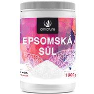 Allnature Epsomská sůl 1 kg - Koupelová sůl