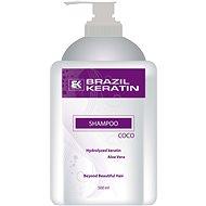 BRAZIL KERATIN Coconut Shampoo 500 ml - Šampon