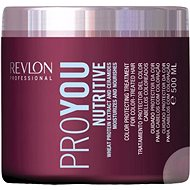 REVLON Pro You Nutritive Treatment 500 ml - Maska na vlasy