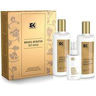 BRAZIL KERATIN Gold Set - Dárková kosmetická sada