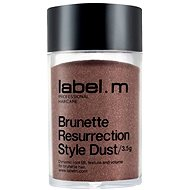 LABEL.M Brunette Resurrection Style Dust 3,5 g - Pudr na vlasy