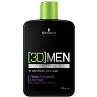 SCHWARZKOPF Professional [3D]Men Root Activator Shampoo 250 ml - Šampon pro muže