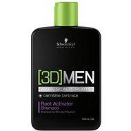 SCHWARZKOPF Professional [3D]Men Root Activator Shampoo
