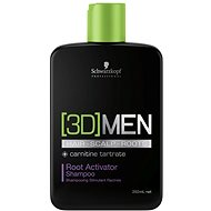 SCHWARZKOPF Professional [3D]Men Root Activator Shampoo - Šampon pro muže