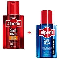 ALPECIN Double-Effect Šampon + Vlasové Tonikum Coffein Liquid - Sada