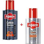ALPECIN Tuning Šampon + ALPECIN Coffein Šampon