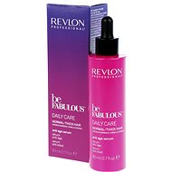 REVLON Be Fabulous Normal/Thick Anti Age Serum 80 ml - Sérum na vlasy