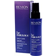 REVLON Be Fabulous Fine Volumizing Hair Spray 80 ml - Sprej na vlasy