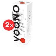 VOONO Orange 2 × 100 g - Henna na vlasy