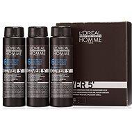 ĽORÉAL PROFESSIONNEL Homme COVER 5' 6 3 x 50 ml (6 - tmavá blond) - Barva na vlasy pro muže