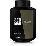 SEBASTIAN PROFESSIONAL Seb Man The Purist Purifying 250 ml - Šampon pro muže