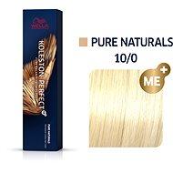 WELLA PROFESSIONALS Koleston Perfect Pure Naturals 10/0 (60 ml) - Barva na vlasy