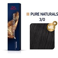 WELLA PROFESSIONALS Koleston Perfect Pure Naturals 3/0 (60 ml) - Barva na vlasy