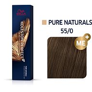 WELLA PROFESSIONALS Koleston Perfect Pure Naturals 55/0 (60 ml) - Barva na vlasy