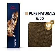 WELLA PROFESSIONALS Koleston Perfect Pure Naturals 6/00 (60 ml) - Barva na vlasy