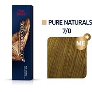 WELLA PROFESSIONALS Koleston Perfect Pure Naturals 7/0 (60 ml) - Barva na vlasy