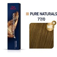 WELLA PROFESSIONALS Koleston Perfect Pure Naturals 77/0 (60 ml) - Barva na vlasy