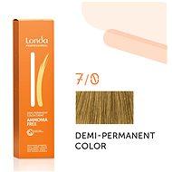 LONDA PROFESSIONALS 7/0 Demi (60 ml) - Barva na vlasy