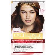 ĽORÉAL PARIS Excellence Creme 4.54 Mahagonová měděná - Barva na vlasy