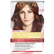ĽORÉAL PARIS Excellence Creme 6.46 Světle měděná červená - Barva na vlasy