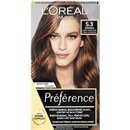 ĽORÉAL PARIS Préférence 5.3. Virginia Světlá hnědá zlatá - Barva na vlasy