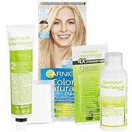 GARNIER Color Naturals 111 Superzesvětlující popelavá blond 112 ml - Zesvětlovač vlasů