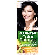 GARNIER Color Naturals 1+ Ultra černá 112 ml - Barva na vlasy