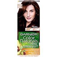 GARNIER Color Naturals 4.5 Mahagonová 112 ml - Barva na vlasy