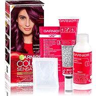 GARNIER Color Sensation 3.16 Tmavá ametystová 110 ml - Barva na vlasy