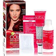 GARNIER Color Sensation 4.60 Intenzivní tmavě červená 110 ml - Barva na vlasy