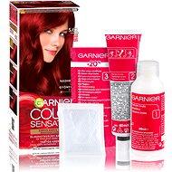 GARNIER Color Sensation 5.62 Granátově červená 110 ml - Barva na vlasy