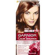 GARNIER Color Sensation 6.35 Zlatá mahagonová 110 ml - Barva na vlasy