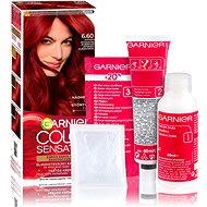 GARNIER Color Sensation 6.60 Intenzivní rubínová 110 ml - Barva na vlasy