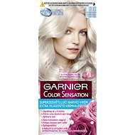 GARNIER Color Sensation S11 Oslnivá stříbrná 110 ml - Zesvětlovač vlasů